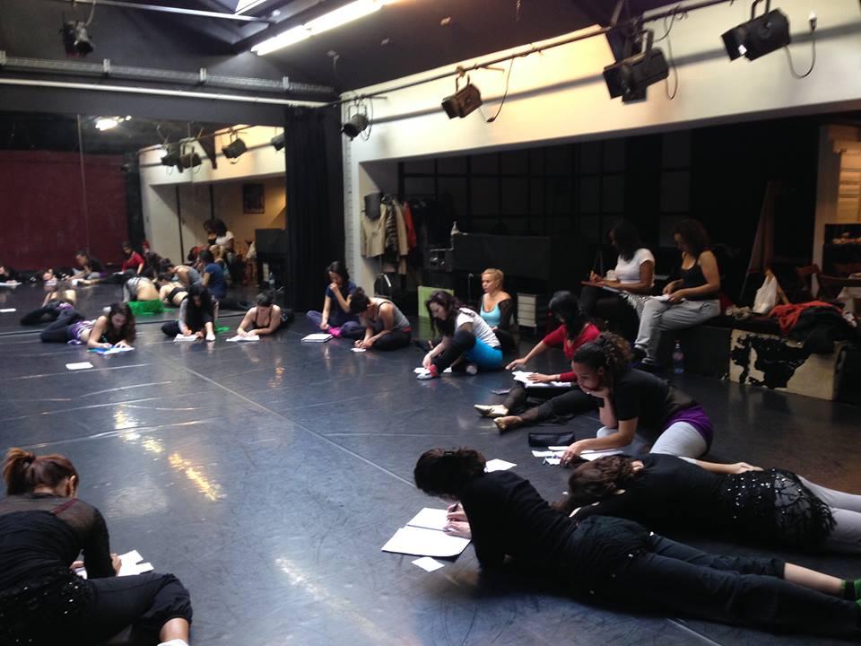 formation certifiante de danse orientale cid